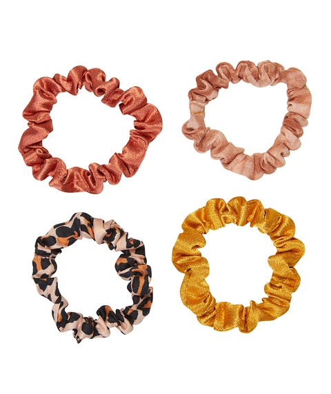 THIN MUSTARDS SCRUNCHIE PACK