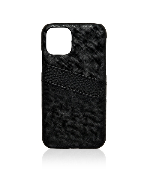 XS/11P SAFFIANO CARD HOLDER PHONE CASE