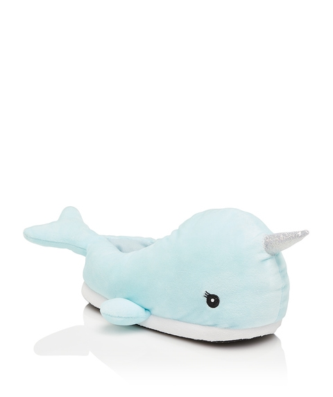 NARWHAL BOOT SLIPPER