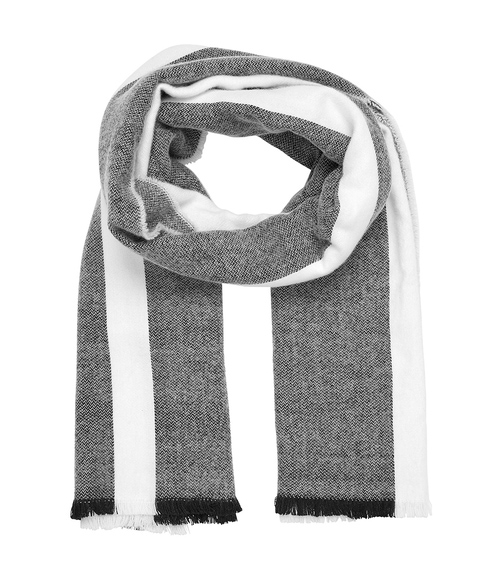 WILLOW COLOUR BLOCK SCARF