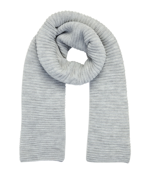 GREY ELLIE SCARF