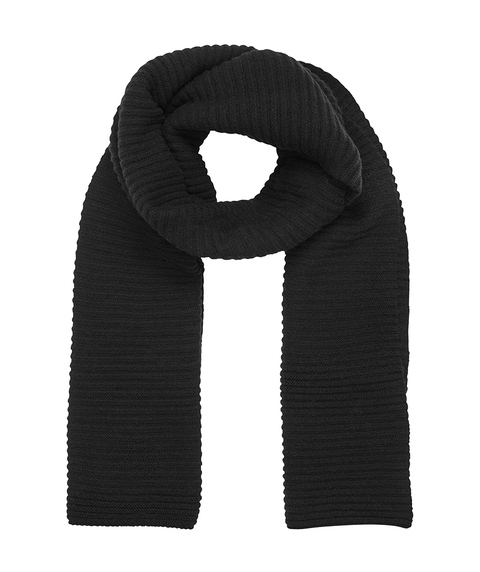 BLACK ELLIE SCARF