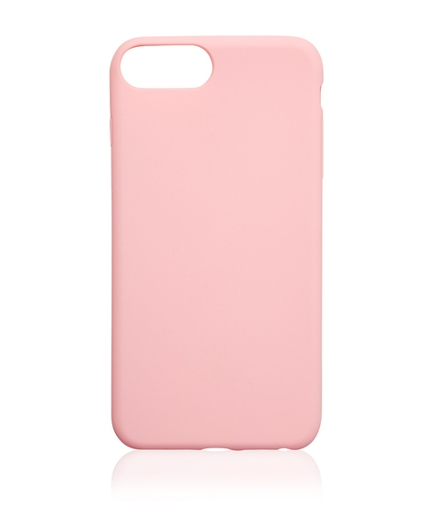 6+/7+/8+ PINK PLAIN PHONE CASE