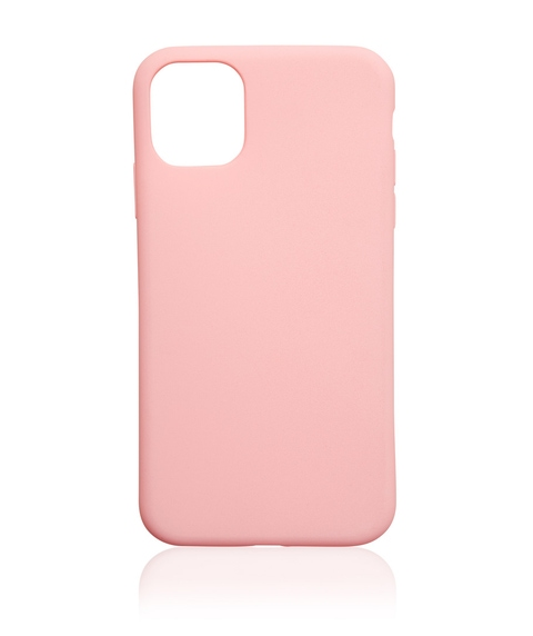 XR/11 PINK PLAIN PHONE CASE