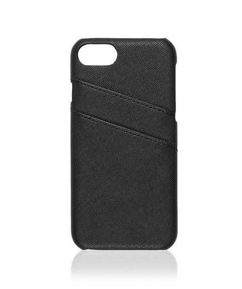 6/7/8 SAFFIANO CARD HOLDER PHONE CASE