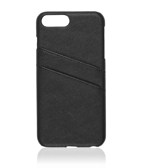 6+/7+/8+ SAFFIANO CARD HOLDER PHONE CASE