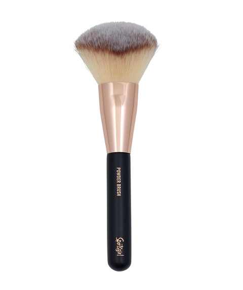 THE CONFIDENT CONTOUR - LUXE TAPERED CONTOUR BRUSH