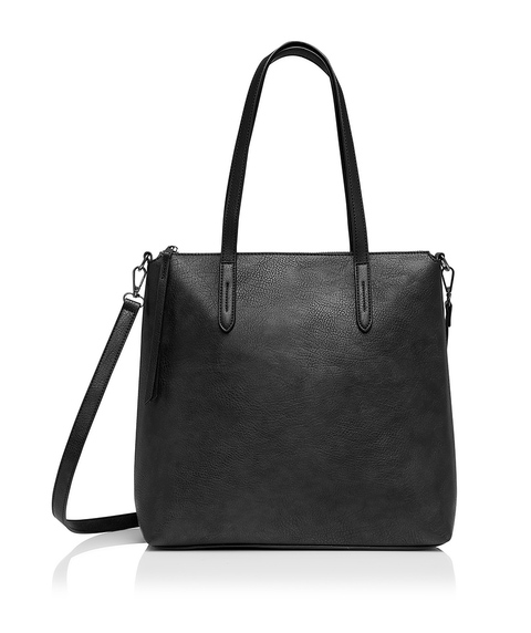 LAYLA STRUCTURED TOTE BAG