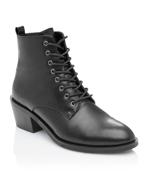 BRIANNA LACE UP BOOT