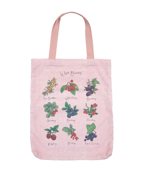 ECO TOTE - BERRIES