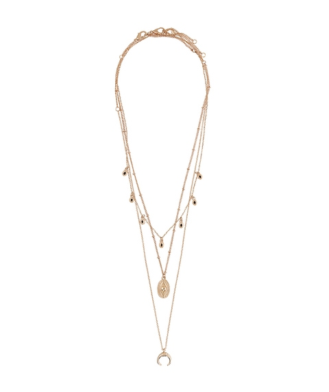 GOLD DAINTY CELESTIAL NECKLACE PACK