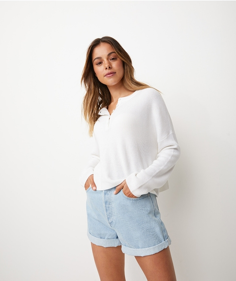 SUMMER HENLEY JUMPER