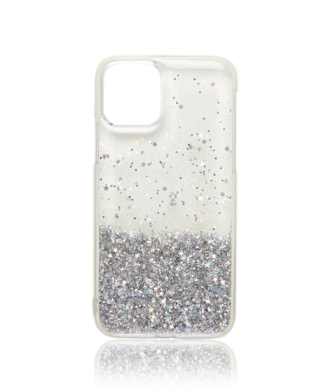 XS/11P GLITTER STAR PHONE CASE