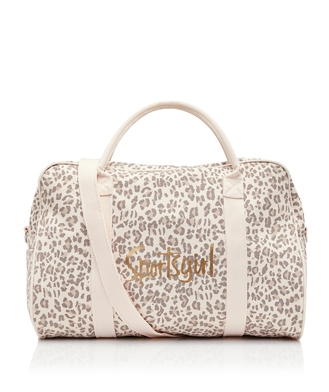PRETTY ANIMAL DUFFLE BAG