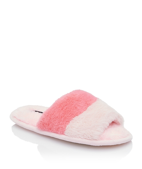 FLUFFY SLIPPER SLIDE
