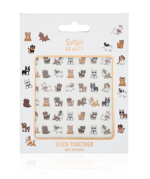 STICK TOGETHER - NAIL STICKERS