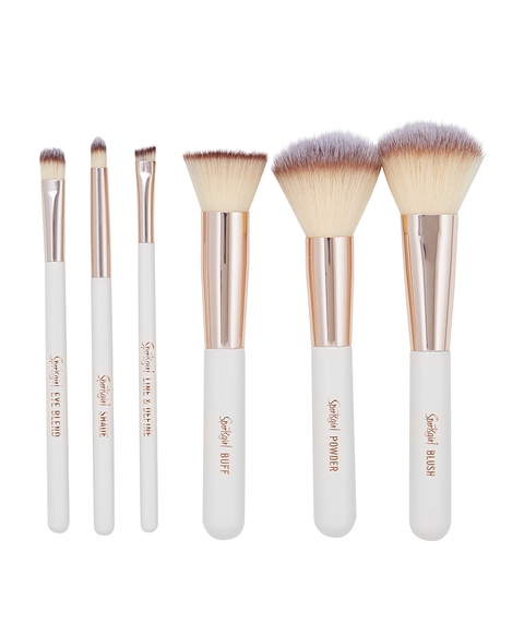 BRUSH WITH FAME - CREAM/ ROSE GOLD