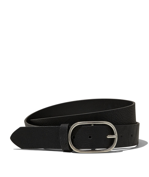 DOMINIQUE OVAL BUCKLE BELT