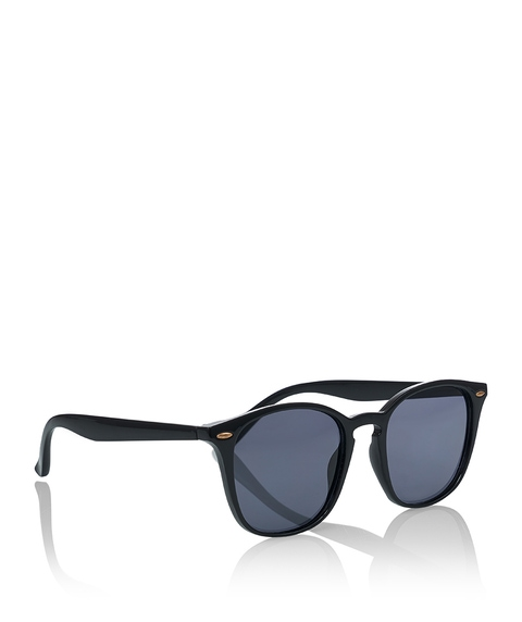 TANA BLACK SUNGLASSES