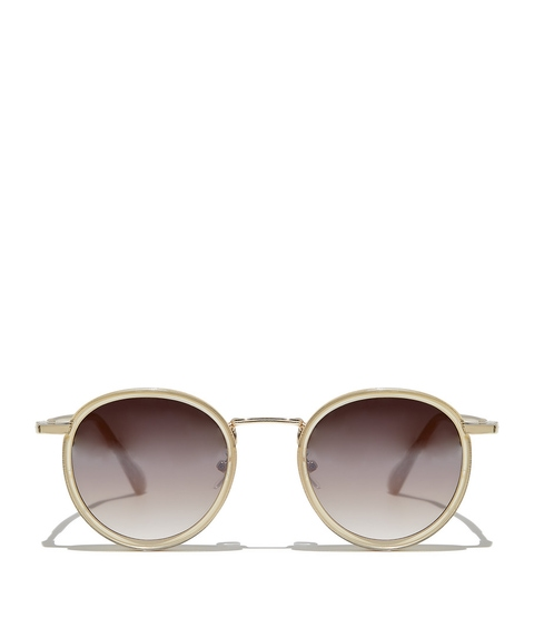 BETH SOFT GOLD SUNGLASSES