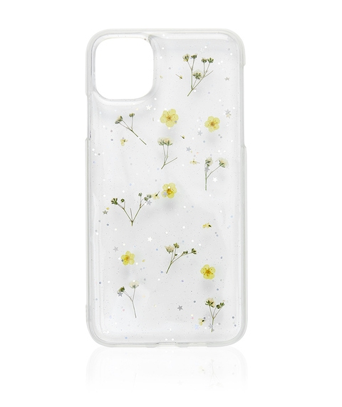 XSM/11PM YELLOW DITSY FLORAL PHONE CASE