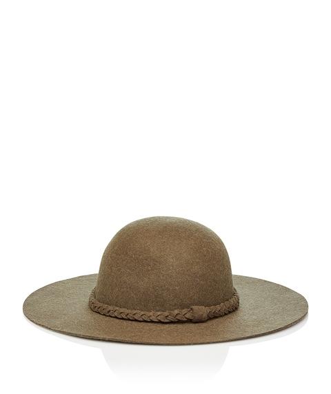 KHAKI ROCKY FELT FLOPPY HAT