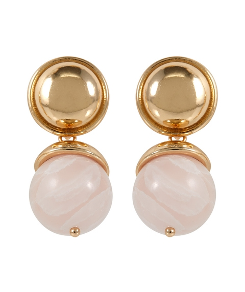 LANA BLUSH STATEMENT EARRING