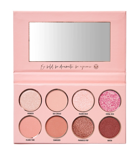 EYECONIC EYESHADOW PALETTE -  CORAL