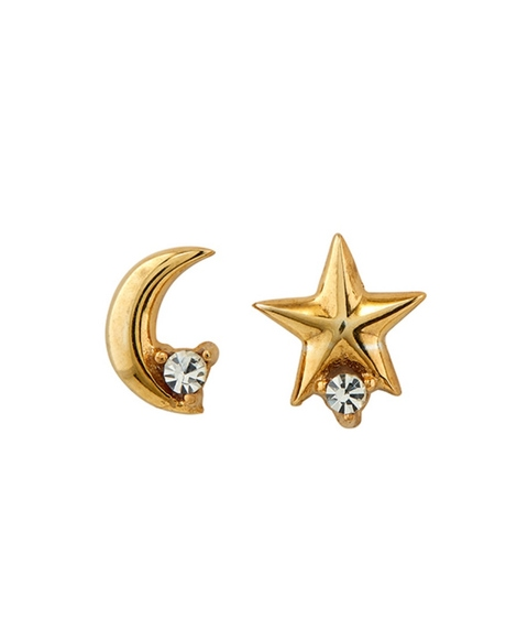 SS GP MISMATCHED COSMIC EARRING