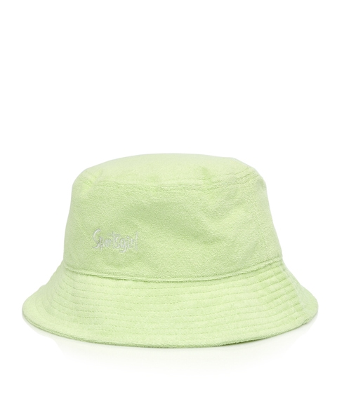 REWIND TERRY TOWELLING BUCKET HAT