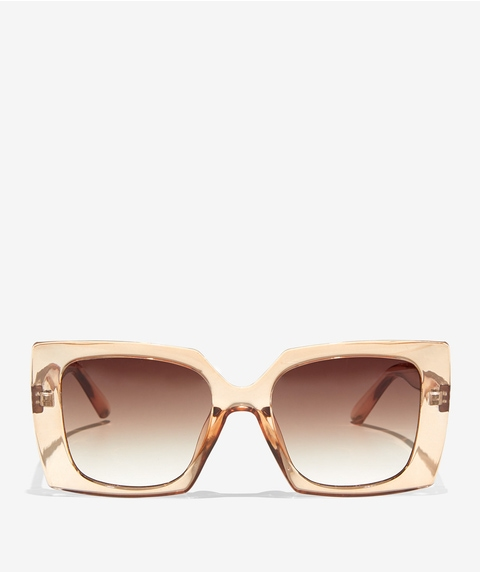 BRONTE TAN SUNGLASSES