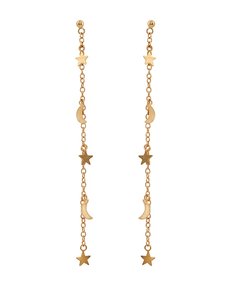 SS GP CELESTIAL DROP EARRING