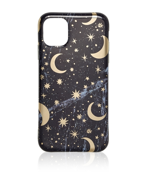 XR/11 FOIL STAR AND MOON PHONE CASE