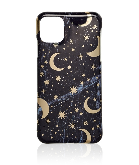 XSM/11PM FOIL STAR AND MOON PHONE CASE