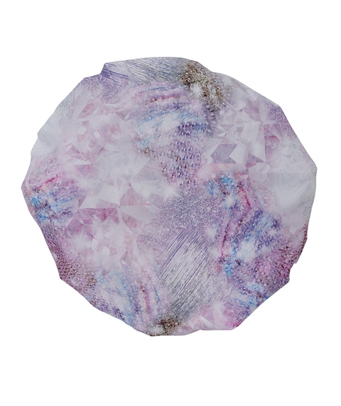 SHOWER HOUR - DISCO DANCER RECYCLED POLYESTER SHOWER CAP