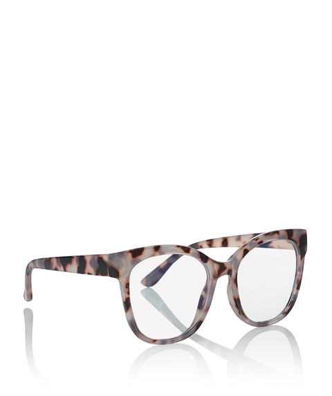 TAYLA MILKY TORT ANTI BLUE LIGHT GLASSES