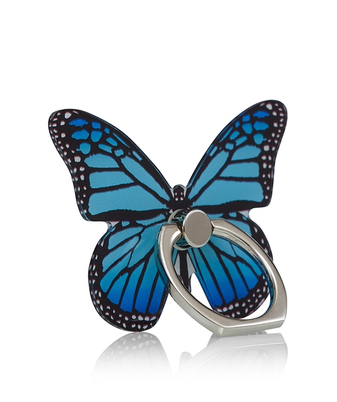 STAND GUARD NOVELTY PHONE RING - BUTTERFLY