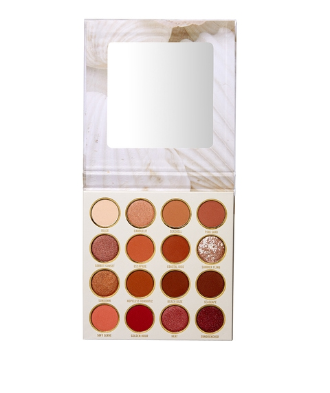 SUMMER ROMANCE - EYESHADOW PALETTE