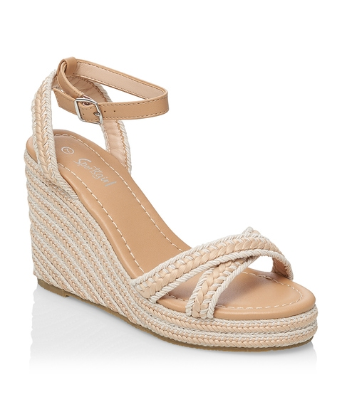 SUMMER ESPADRILLE WEDGE