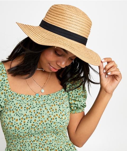 SADIE BOATER HAT