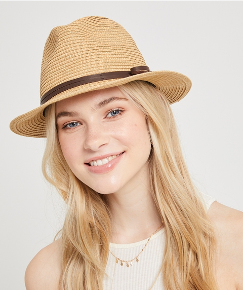 HOLIDAY FEDORA