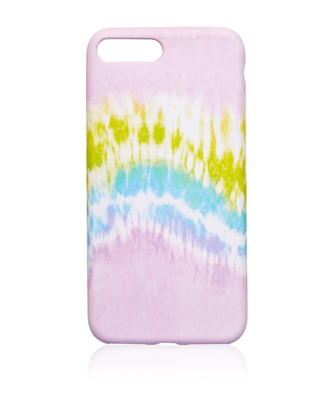 7+/8+ PARADISE BOUND TIE DYE PHONE CASE