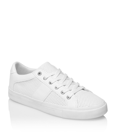 MIA PERFORATED SNEAKER