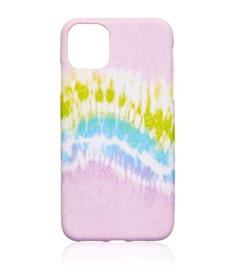 XSM/11PM PARADISE BOUND TIE DYE PHONE CASE