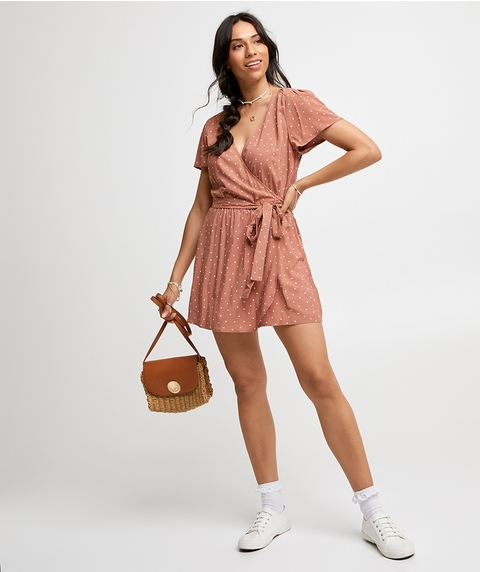 SKORT PLAYSUIT