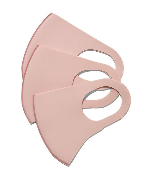FASHION FACE COVERING PACK - PINK