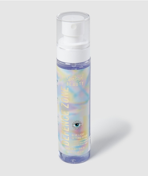 DEFENCE ZONE – BLUE LIGHT PROTECTION SETTING SPRAY