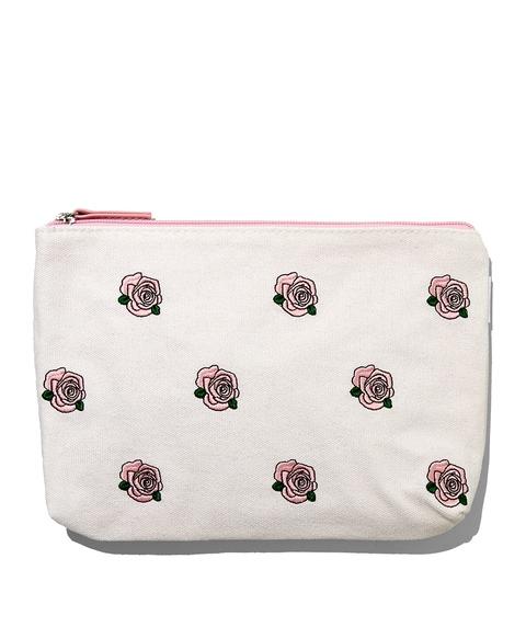 EMILY ROSES BEAUTY BAG