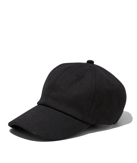 BLACK TEXTURED CAP