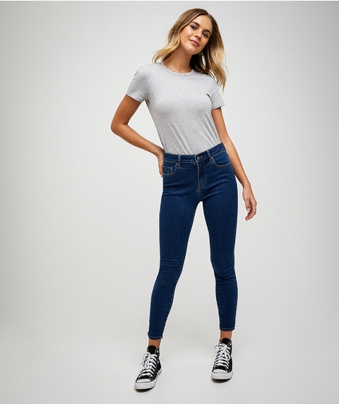 THE MID RISE SKINNY